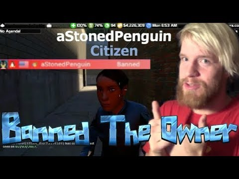 I Got The Owner Banned on the biggest Gmod Server Ever Superiorservers Admin & Staff Abuse