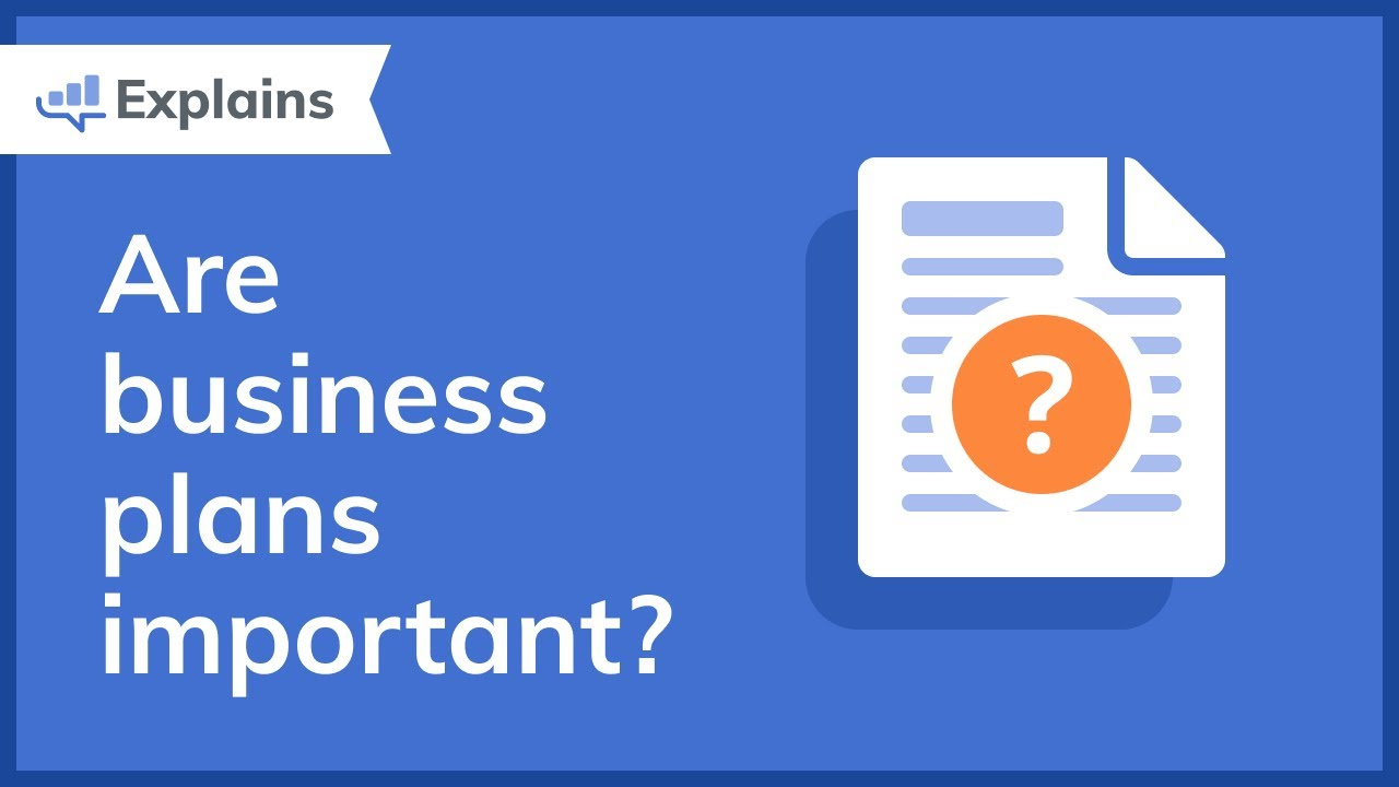 Why Having a Business Plan is Important | Bplans