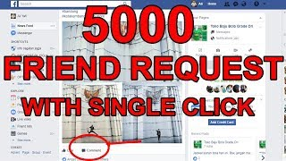How to get unlimited Friend Request on Facebook || how to add friend on facebook quickly