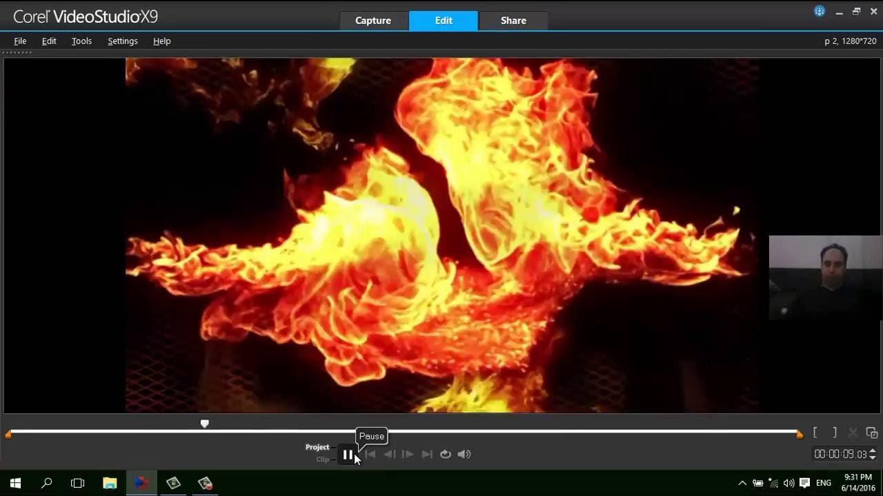 15 Save As Template Corel Video Studio Youtube
