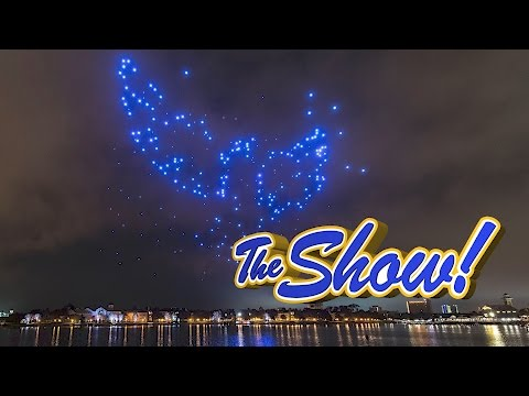 Attractions - The Show - Holidays at Disney Springs and Disneyland; latest news - Nov. 24, 2016