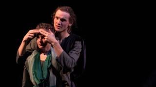 """""""Гамлет, принц Датский"""" Театр неслышащих актеров """"НедОслОв"""""""