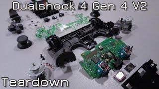 Dualshock 4 Gen 4 V2 (Slim/Pro) Teardown