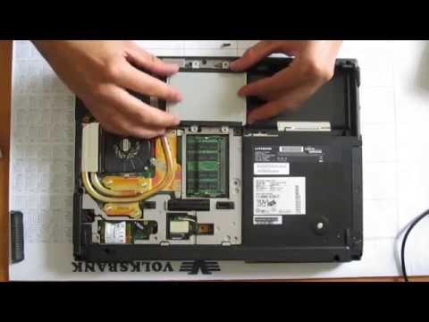 Fujitsu siemens amilo pa 3553 wireless