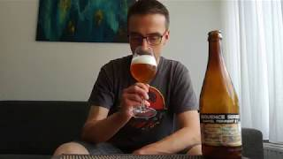 Thomas Opent 't Uiltje Sequence Series #001 - Barrel Ferment #1 Review #83