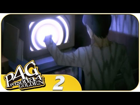 Persona 4 Golden (PSV, Let's Play) | The Midnight Channel | Part 2