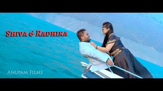 shiva & radhika   Pre wedding Shoot   Tehri lake   Khuda Jaane   Gerua
