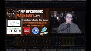 Waves REDD 37/51 Channel Strip I Plugin Review I HomeRecordingMadeEasy.com
