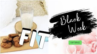 Fit słodycze/ Black Friday -50%