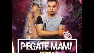 Fey The Monster - Pegate Mami ( Remix ) FT Whiteside