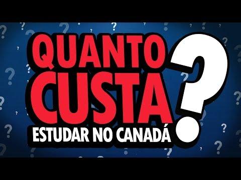 QUANTO CUSTA ESTUDAR NO CANADÁ? INTERCÂMBIO É SÓ PARA RICO?
