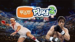 Ping Pong Boxing Master | Eye Toy Play 2