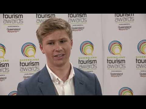 Young Achievers Award: Robert Irwin