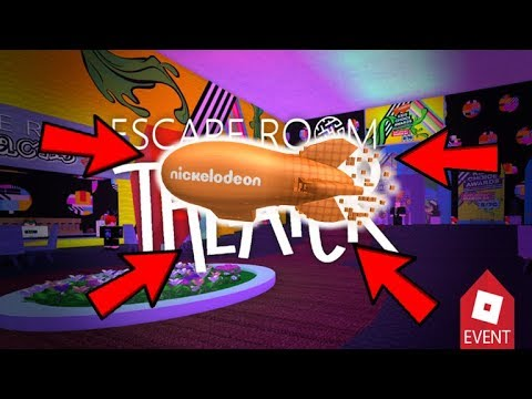 Escape Room Event Roblox
