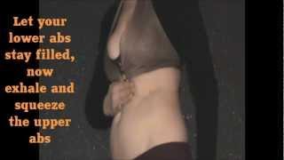 Техника дыхания в танце живота.Шикарный урок от EHABY !
