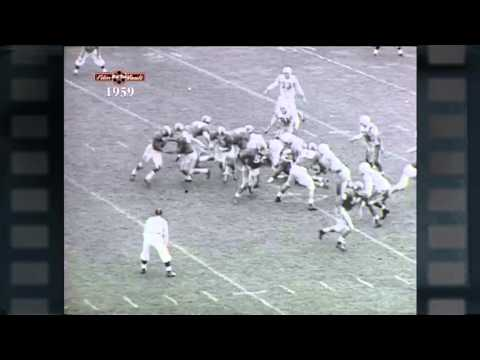 Big Ten Film Vault: 1959 Yearbook - Michigan State Season Recap