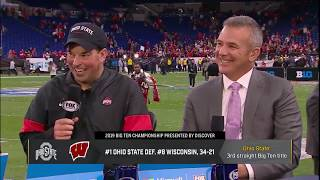 """Ryan Day Shares What Urban Meyer Means To Him! """"I just want to make him proud"""""""