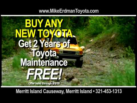 Even Better Deals on a New Toyota - Get 0% Financing-Melbourne/Orlando