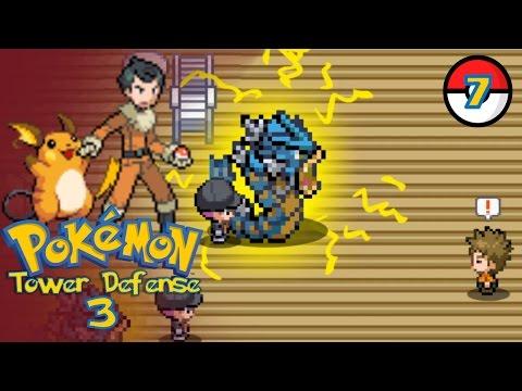 PTD 1 / Story Mode Playthrough in Pokemon TD (#Pokemon Tower Defense Gameplay Commentary)