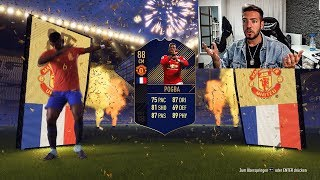 POGBA IM TOTY PACK OPENING 125K LIGHTNING ROUNDS!