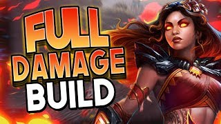 Smite: Pele FULL DAMAGE GAMEPLAY - THAT'S SO MUCH DAMAGE!