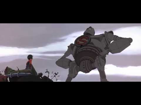 The Iron Giant 1999 : I am Superman!
