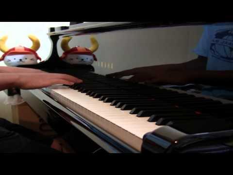 """楽譜は、ヤマハの""""ピアノミニアルバム「思い出の マーニー~サウンドトラックより~」""""のものを使い ました。流れるような旋律がきれいな曲..."""
