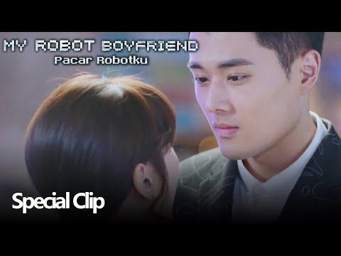 My Robot Boyfriend (Pacar Robotku) | Special Clip Ungkap Perasaan | 我的机器人男友 | WeTV 【INDO SUB】