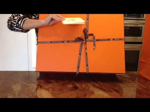 Hermes Victoria Taurillon Clemence - YouTube