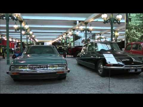 Mulhouse Motor Museum (Cité de l'Automobile)