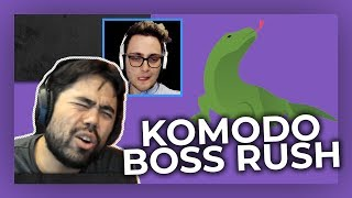 Twitch Rivals: Komodo Boss Rush with IM Levy Rozman