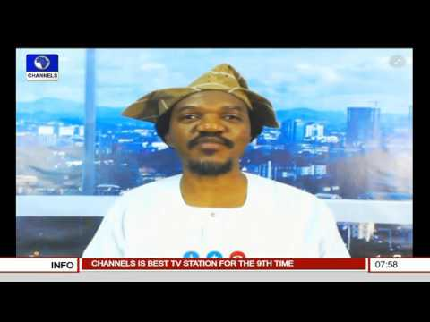 Buhari's Ministers: We Have Experienced People In Critical Sectors – Ariyomo (PT2) 13/11/15