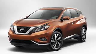 2018 Nissan Murano - NissanConnect® Services Powered by SiriusXM (if so equipped)