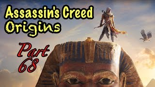Assassin's Creed Origins - [68] - Playing with fire (Burn the greeks, all of them)