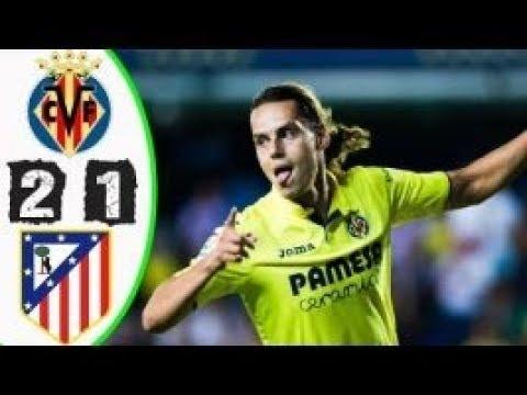 Download Villarreal vs Atletico Madrid 2-1 All Goals & Highlights-La Liga 18/03/2018 HD by SportsHunkTV