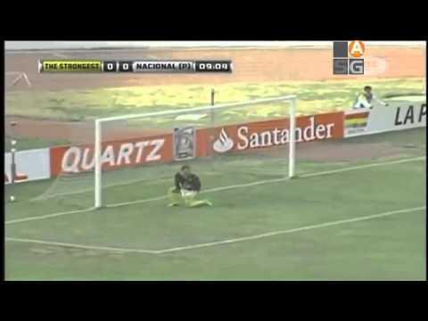 Silvio Torales 2014 Copa Libertadores