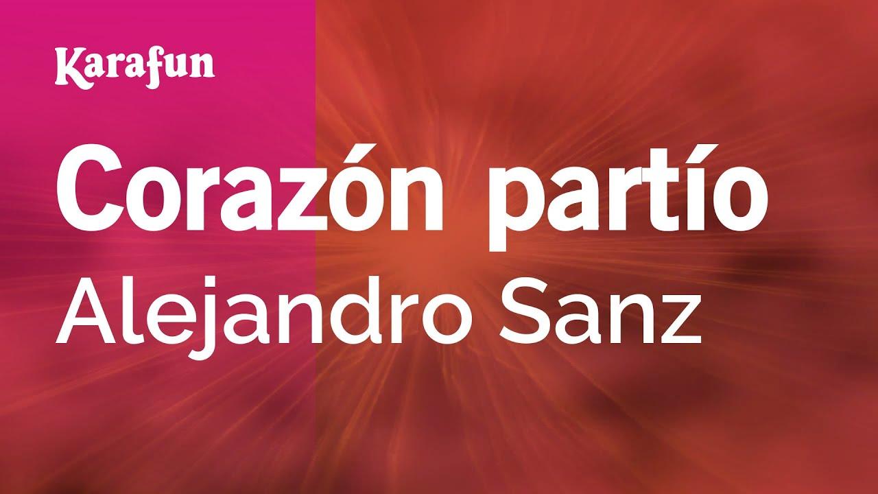 SANZ PARTIO GRATIS ALEJANDRO CORAZON DE MUSICA BAIXAR