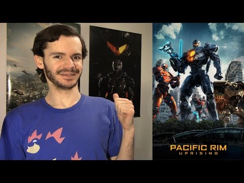 Movie Review – Pacific Rim Uprising