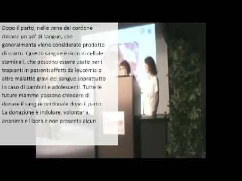 presentazione con traduzione
