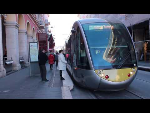 Les Transports à Nice pour les étudiants