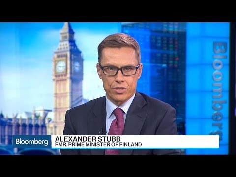 Finland's Stubb Anticipates Messy End to Brexit Talks