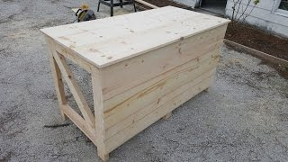 Download Video Building a wooden desk for under $100 MP3 3GP MP4