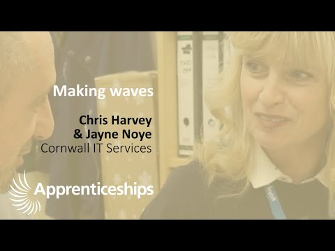 National Apprenticeship Week #NAW2020 - Making Waves