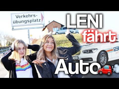 Meine 14 Jährige Schwester FÄHRT AUTO 🚗😱 | Dagi Bee
