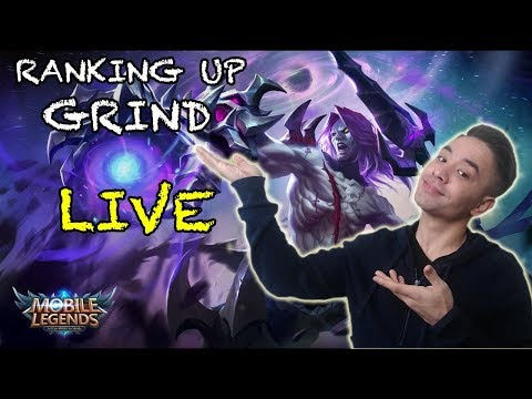 Rank Gameplay Mobile Legends Live! Come Hangout - New Channel, Lets Grow to 1000!
