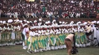 Meskel celebration in Addis Ababa - September 2015