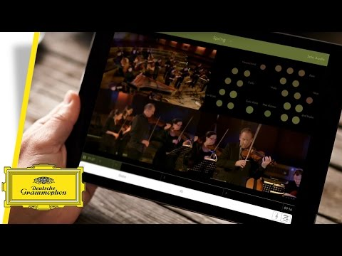 Vivaldi's Four Seasons - The new iPad app (Teaser)