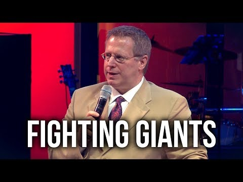 """Fighting Giants"" – Pastor Raymond Woodward"