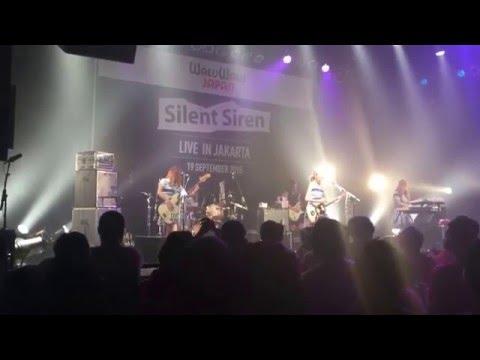 Silent siren live in Jakarta 2015 - Koiyuki