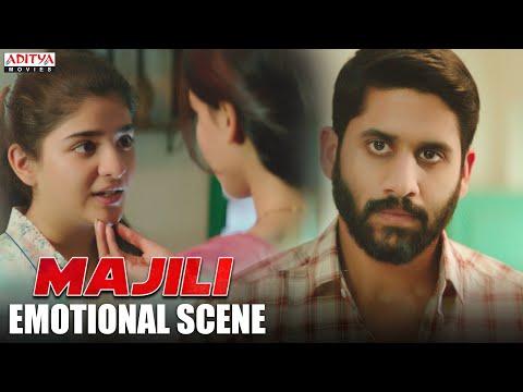 #Majili - Samanta & Naga Chaitanya Adopting Meera | Hindi dubbed movie | Naga Chaitanya, Samantha